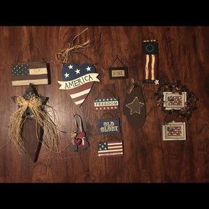 Rustic Americana Decor Bundle